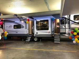 2018 Highland Ridge RV 370RBS OPEN RANGE