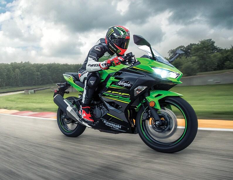 Kawasaki Ninja 400 2018 à Joliette Près De Repentigny Moto Ducharme