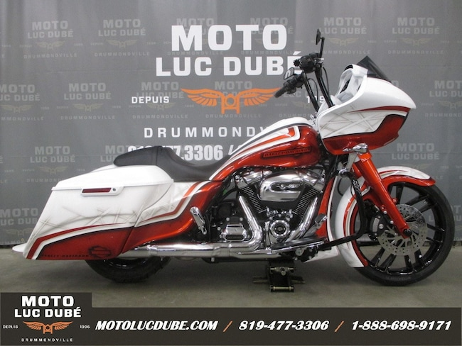2019 HARLEY-DAVIDSON FLTRX Road Glide Custom Milwaukee Eight BAGGER