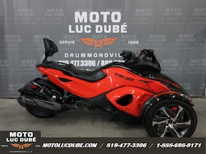 2014 CAN-AM Spyder RS-S SM5