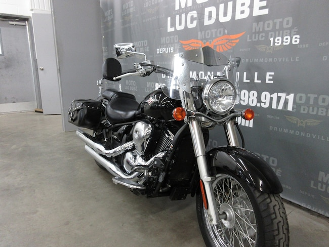 Used 2009 Kawasaki Vulcan 900 Classic For Sale At Moto Luc Dubé Vin