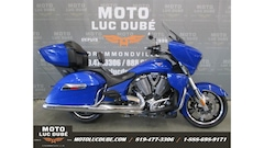 2013 VICTORY MOTORCYCLES Cross  Country Tour