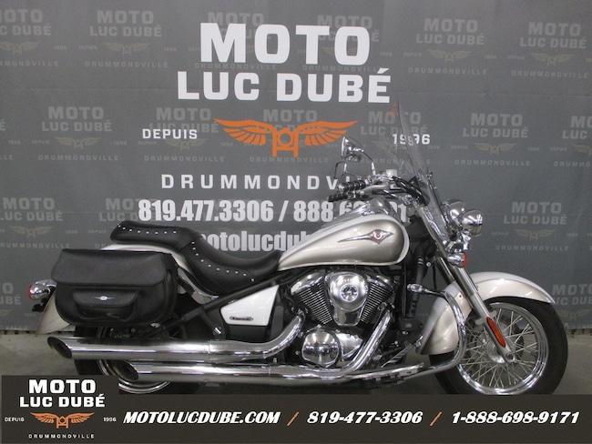 Used 2008 Kawasaki Vulcan 900 Classic Lt For Sale At Moto Luc Dubé