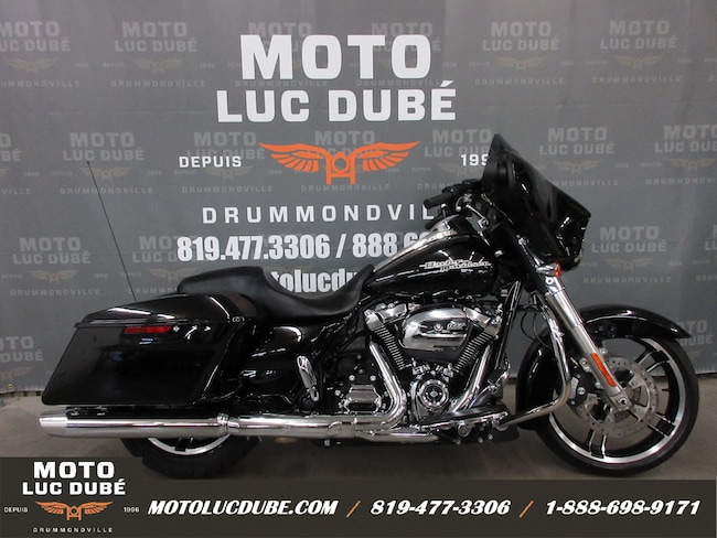 2017 HARLEY-DAVIDSON FLHX Street Glide 107 Milwaukee Eight