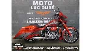 2018 HARLEY-DAVIDSON FLHX Street Glide Milwaukee Eight 107 BAGGER