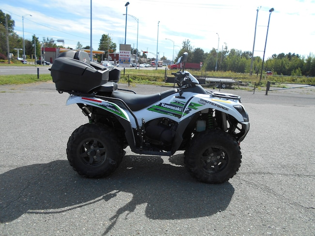 2018 KAWASAKI Brute Force 750 4X4i EPS  SE  BRUTE FORCE 750 KVF 650
