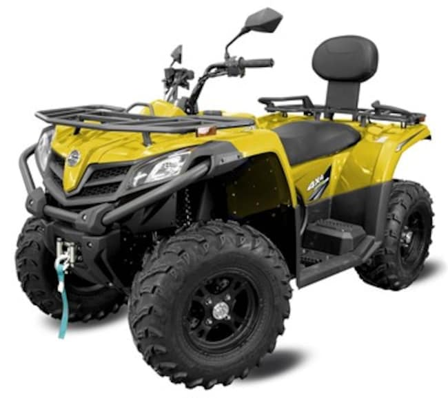 2019 CFMOTO CForce 400LX HO EPS 2 UP 2 PLACES EPS WINCH ET PLUS....