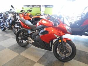 2011 KAWASAKI Ninja 650 5800 KM !!!  AUBAINE!!  COMME NEUVE
