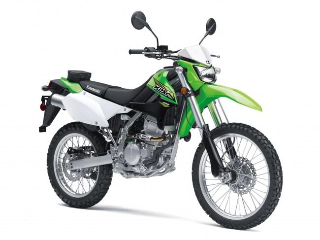 2018 KAWASAKI KLX 250 S KLX 250 KLX250