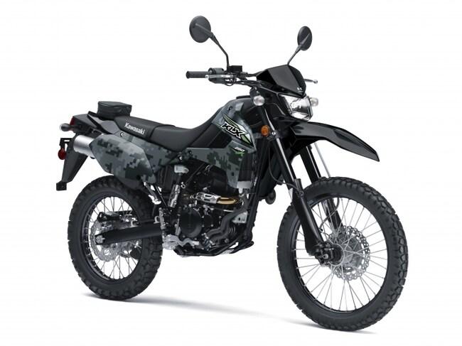 2018 KAWASAKI KLX 250 S KLX250 KLX 250