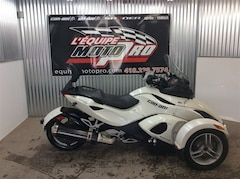 2012 CAN-AM Spyder RS-S SE5 reconstruit