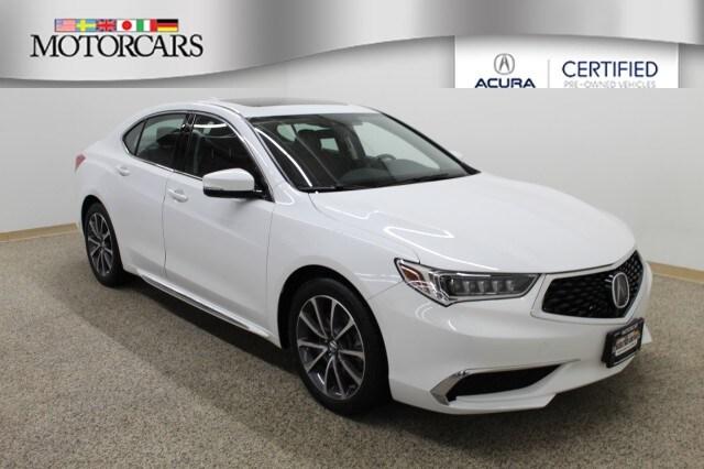 2018 Acura TLX 3.5L Tech Pkg Sedan 22548 for sale near Cleveland