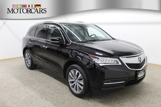 2014 Acura MDX 3.5L Technology Package (A6) SUV 22645 for sale near Cleveland