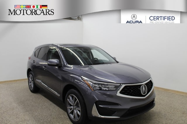 2021 Acura RDX Technology Package SUV 6754L for sale near Cleveland