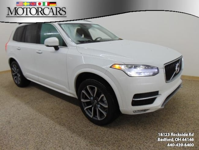 New 2019 Volvo XC90 T6 Momentum SUV 38987 for sale in Bedford, OH