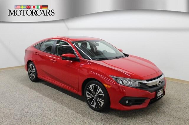 2016 Honda Civic EX-L Sedan 22898 for sale near Cleveland