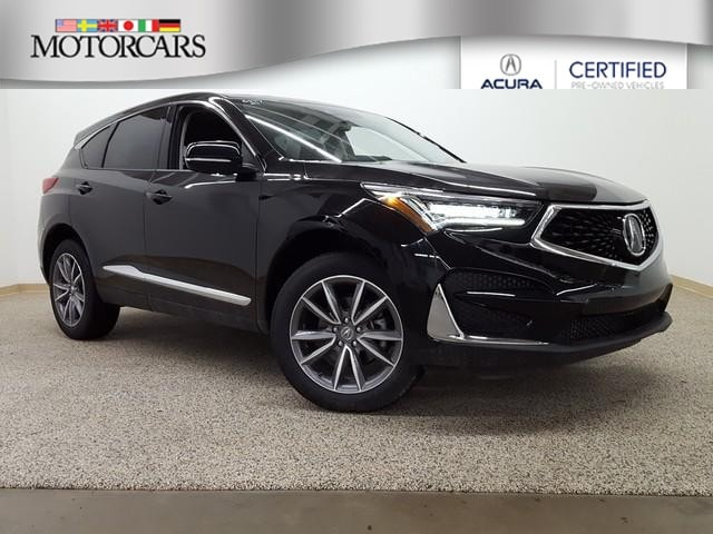 2021 Acura RDX Technology Package SUV 6753L for sale near Cleveland