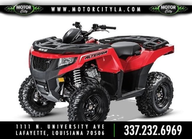 2017 Arctic Cat Alterra 700/R 4 Wheeler 4 WHEELER