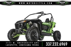 2016 Arctic Cat Wildcat Sport XT SIDE BY SIDE