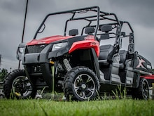 2017 Arctic CAT HDX 700 Crew XT SIDE BY SIDE