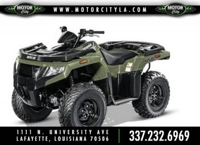 2016 Arctic Cat Alterra 450 G 4 WHEELER