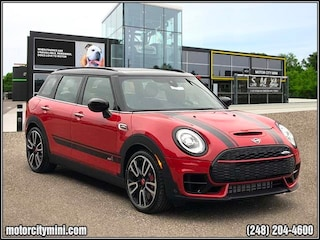 2021 MINI John Cooper Works Clubman ICONIC Wagon