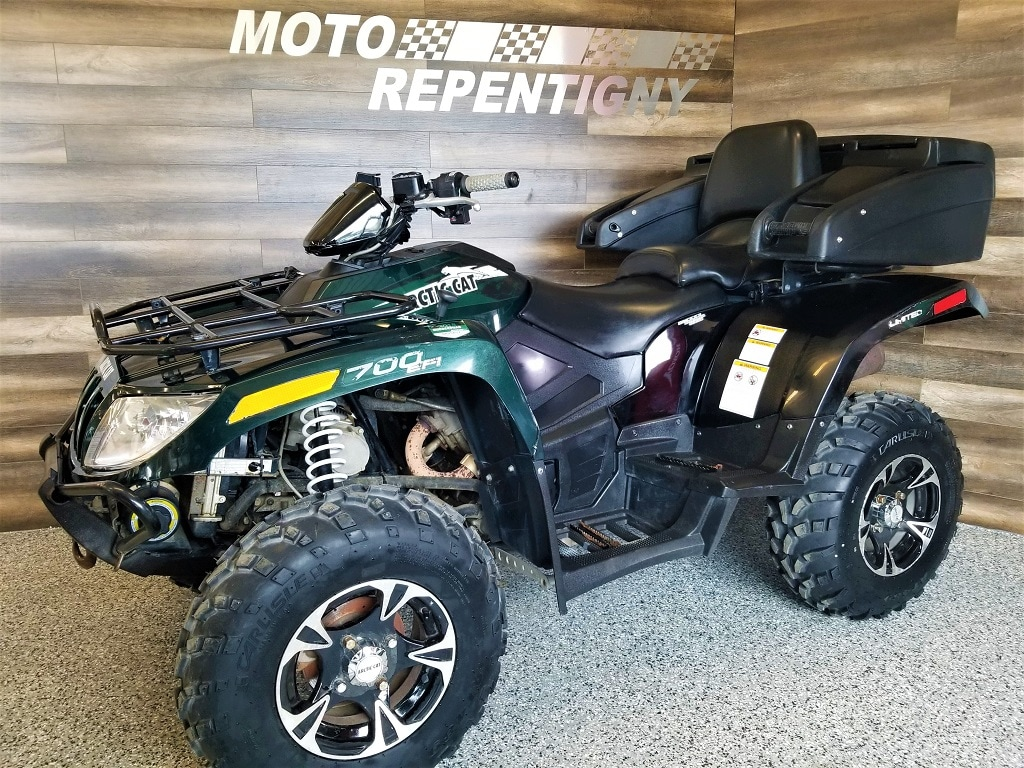 2014 ARCTIC CAT TRV 700