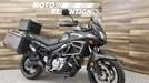 2013 SUZUKI DL650AL2 V-Strom Adventure Garantie 12 mois
