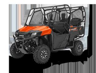 2018 HONDA Pioneer 700-4 Deluxe DELUXE, 4 PASSAGERS