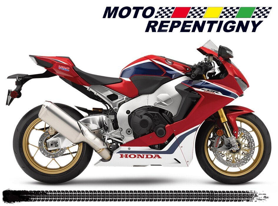 2018 HONDA CBR1000 CBR1000 SP 1 seul de disponible