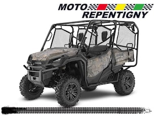 2018 HONDA Pioneer 1000-5 CAMOUFLAGE 5 place