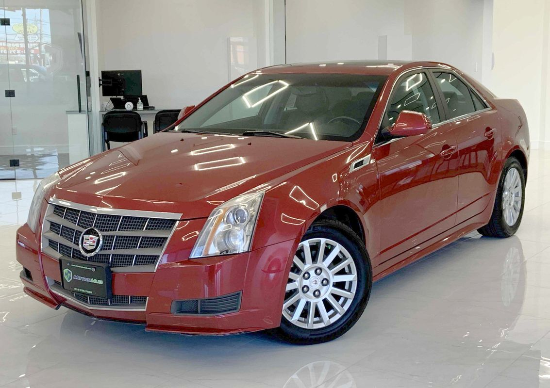 Used Cadillac Cts Sedan Inwood Ny
