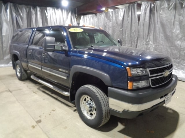 2006 CHEVROLET SILVERADO 2500HD LT1 Pickup - Full Size
