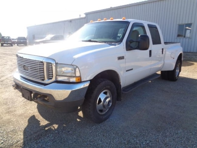 2002 FORD 350 Super Duty Pickup - Full Size