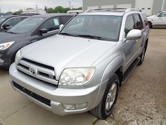 2003 TOYOTA 4RUNNER LIMITED Sport Utility