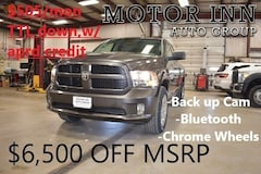 New 2018 Ram 1500 For sale in Spirit Lake, IA