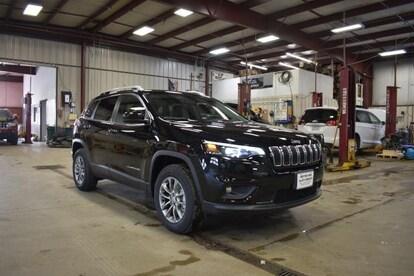 New 2020 Jeep Cherokee Latitude Plus 4x4 Diamond Black Crystal Pearlcoat For Sale In Spirit Lake Ia Stock Sj6814