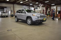 2018 JEEP CHEROKEE LIMITED Sport Utility