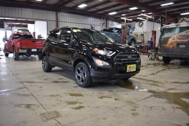 2018 FORD ECOSPORT SES 4x4 Sport Utility