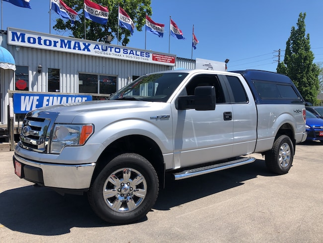 2010 Ford F-150 Ext. Cab-4x4- WE FINANCE Truck