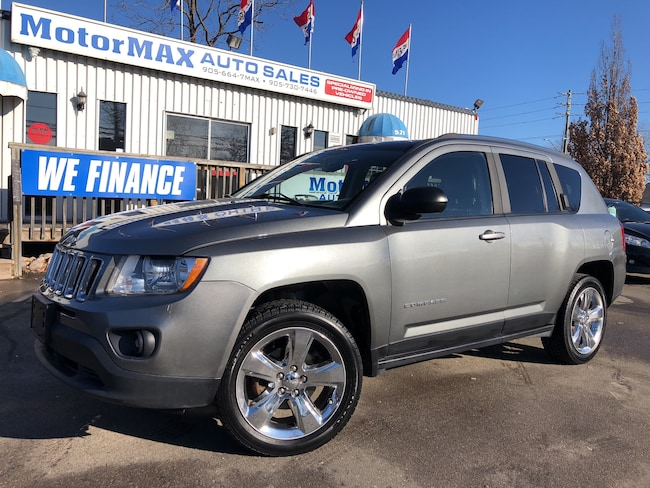 2013 Jeep Compass Limited- ACCIDENT FREE SUV