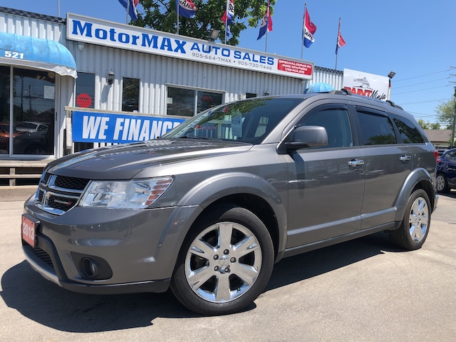 2013 Dodge Journey R/T-AWD-ONE OWNER- ACCIDENT FREE- WE FINANCE SUV
