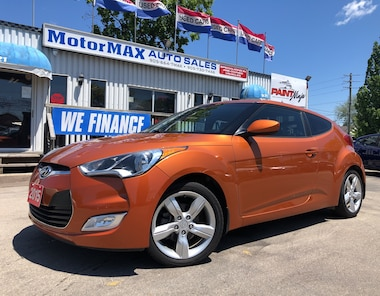 2015 Hyundai Veloster 1.6 GDI- 6spd- ACCIDENT FREE- WE FINANCE Hatchback