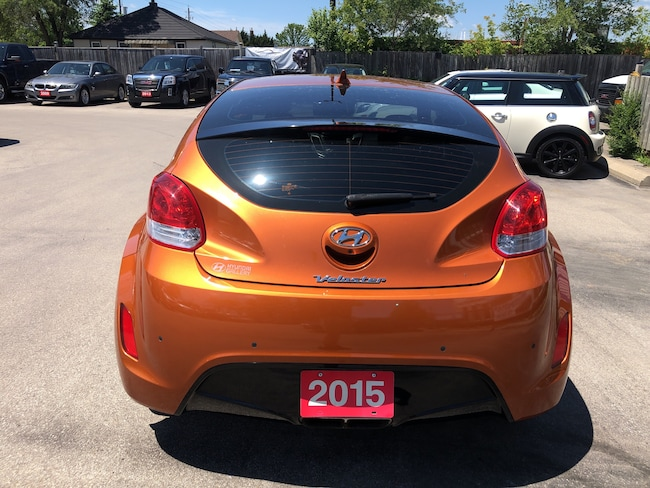 Used 2015 Hyundai Veloster For Sale at MotorMAX AUTO SALES | VIN