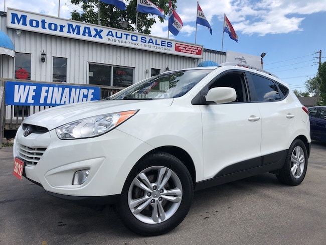 2012 Hyundai Tucson GLS-ONE OWNER-ACCIDENT FREE-WE FINANCE SUV