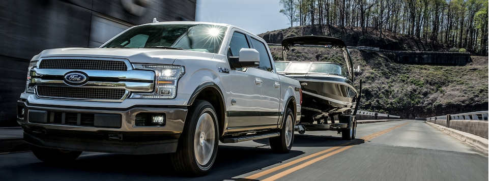 2020 F-150 Towing Christiansburg