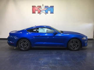 New 2019 Ford Mustang Ecoboost Premium Coupe in Christiansburg, VA