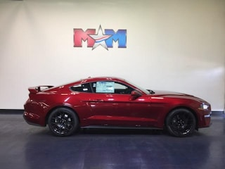 New 2019 Ford Mustang Ecoboost Coupe in Christiansburg, VA