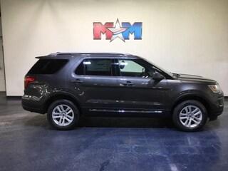 New 2019 Ford Explorer XLT SUV in Christiansburg, VA