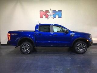 New 2019 Ford Ranger XLT Truck SuperCrew in Christiansburg, VA